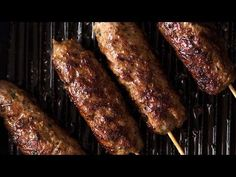 These Lamb Koftas are a firm favourite. There's something about the smell of Middle Eastern spices sizzling over hot charcoals. It's intoxicating and you just know that whatever comes off the grill is going to be mouth watering. Lebanese Recipes, Greek Recipes, Indian Food Recipes, Ground Lamb Recipes, Lamb Koftas, Aloo Curry, Chicken Stroganoff, Recipetin Eats, Recipe Tin