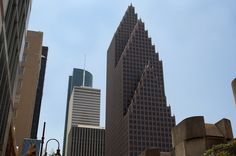 It's easy to be impressed by Houston's imposing skyline.