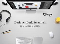 Free Download : Designer Desk Essentials