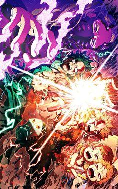 My Hero Academia Episodes, My Hero Academia Memes, Hero Academia Characters, My Hero Academia Manga, Hero Wallpaper, Manga Covers, Fan Art, Boku No Hero Academy, Anime Demon