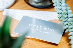 Win £100 West Elm gift card