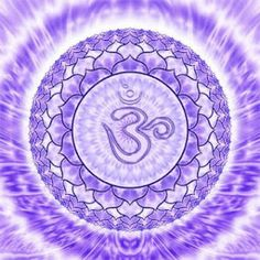 A Chakra is an energy center in the body. The Crown Chakra, the white lotus of energy, on the Crown of the head. It is the Chakra that controls. Chakra Healing Music, Chakra Meditation, Kundalini Yoga, Meditation Art, Meditation Quotes, Breathing Meditation, Meditation Videos, Meditation Practices, Pranayama