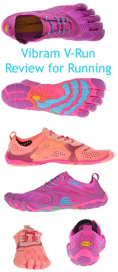 Review of the Vibram V-Run, a minimalist shoe for long distance running.