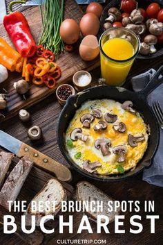 12 Best Breakfast and Brunch Spots in Bucharest|Pinterest: theculturetrip