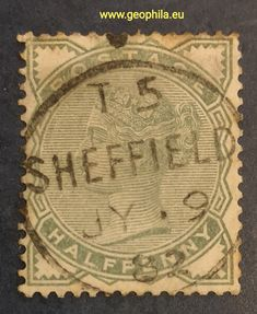 #timbre #stamp #znamky #philatelie #philately #filatelia Sheffield, England, For Sale Sign, Stamp, Personalized Items, Seals, Door Bells, Great Britan, Rust