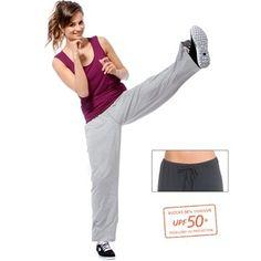 $40 - Women's Bamboo Full Length Leisure Pants 3XL