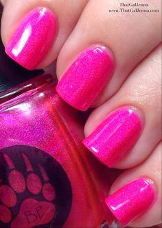 Bear Pawlish - Peek a boo