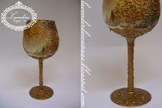 """Lavenderia - decoupage i inne: """"Świąteczny lampion"""""""