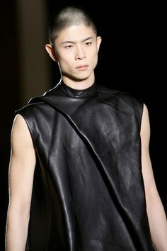 Rick Owens | Fall 2014 Menswear Collection | - 27