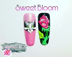 Formation Nail Art Sweet Bloom