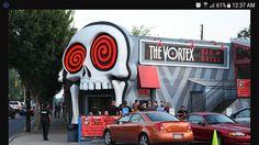 The vortex Atlanta