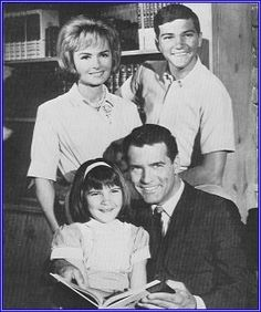 The Donna Reed Show  I belonged to the Paul Peterson Fan Club! We all thought he was sooo cute!