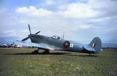 Supermarine Spitfire P.R.XI - Pomigliano Airfield, Italy - 7 March 1944