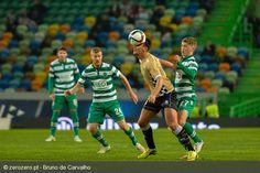 Ryan Gauld e Oriol Rosell vs Boavista na Taca Da Liga 2014-15