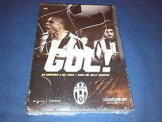 GOL! I Da Boniperti a Del Piero I 3000 gol della Juventus n°1 DVD NUOVO
