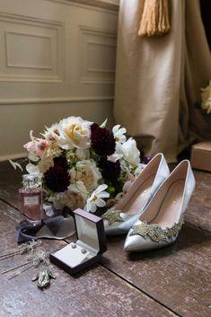 autumn fall wedding flowers Wedding Favours, Wedding Vendors, Wedding Reception, Wedding Day, Fall Wedding Flowers, Floral Wedding, Irish Wedding, Shoe Boutique, Autumn Fall
