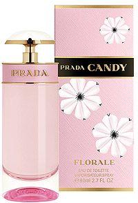 Prada Candy Florale: Überwältigende Sinfonie blumiger Fantasie-Noten
