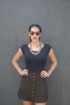 #colarmatilda | Mariana Mazzaro crochet | Modelo: Isa Bergamini