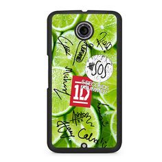 hot release 5 Sos And One Dir... on our store check it out here! http://www.comerch.com/products/5-sos-and-one-direction-signatures-limes-nexus-6-case-yum7675?utm_campaign=social_autopilot&utm_source=pin&utm_medium=pin