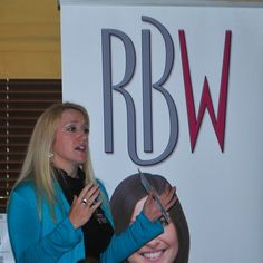 Darla Betzer, Executive Director, American Cancer Society, Lee County, Florida our RBW guest speaker.