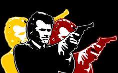 guns clint eastwood dirty harry 1920x1440 wallpaper Art HD Wallpaper
