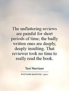 Toni Morrison Quotes On Race