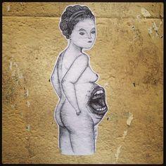 Rue Seveste - Paris 18
