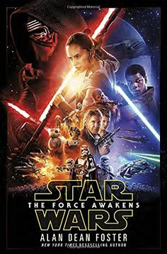Roman Star wars, the force awakens / Alan Dean Foster. / done