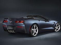 Chevrolet Corvette Stingray 2014 (Foto: Divulgação)