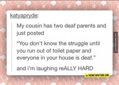 Deaf Parents - The Best Funny Pictures