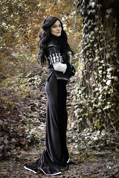 Yennefer cosplay by kasshi69.deviantart.com on @DeviantArt