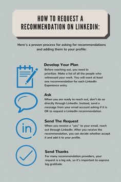 How To Request A Recommendation On LinkedIn- FORBES