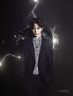Hongbin Concept Photo #Eternity (cr. Twitter / VIXXDaily)