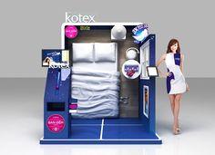 Kotex Style Overnight on Behance