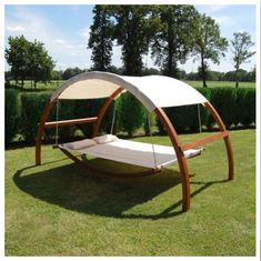 I want this bed or hammock outdoor lounger. My Wise Mom | My journey in raising happy, healthy, organically-grown kids