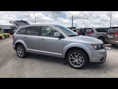 2017 Dodge Journey Orlando Deltona Sanford Oviedo Winter Park FL T538775 #FieldsCJDR #Sanford #Florida