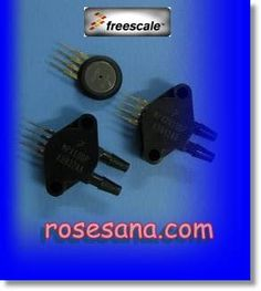 2R Hardware & Electronics: MPX series pressure sensor by Freescale Semiconduc...