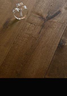 Smoked Brushed & Oiled Oak Engineered Wood Flooring (93L)