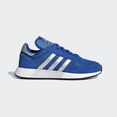 timeless design a6c5e 1b179 Marathonx5923 Shoes Blue   Silver Metallic   Collegiate Royal G26782