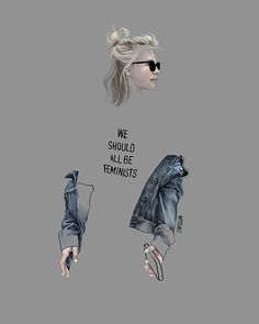 Street Fashion Illustration -Agata Wierzbicka
