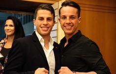 """Brüderpaar Kraft kann an einem Abend Weltmeister werden """"Das gab es noch nie."""" In den Augen von Alexander Petkovic und Nadine Rasche"""