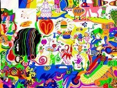 #Fingerpaintworld #kidsart #creativekids #drawing #artwork #foldapps