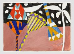Gillian Ayres | Paintings | Works on paper | Editions | Monoprints - Gillian…
