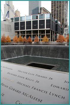 Memorial Pool, New York City