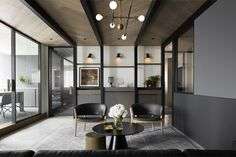 Gallery | Australian Interior Design Awards Pask Office VIC