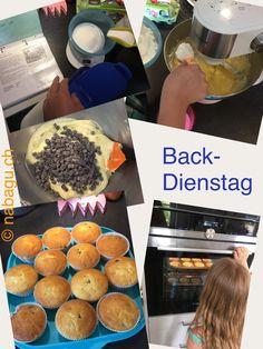 Back-Dienstag Muffin, Breakfast, Tuesday, Bakken, Morning Coffee, Cupcakes, Muffins, Morning Breakfast