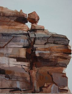 Drawings & Paintings by Claire Sherman