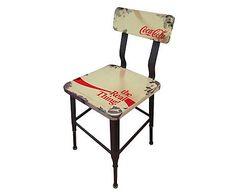 Cadeira coca-cola wave usine