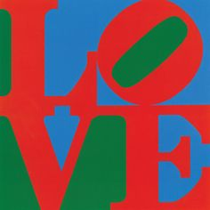 3rd graders are studying the art of Robert Indiana. They noticed how he used letters and numbers as art at a time when people did not see...