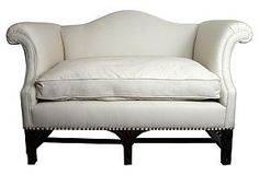 One Kings Lane - Grand Traditions - Chippendale-Style Settee
